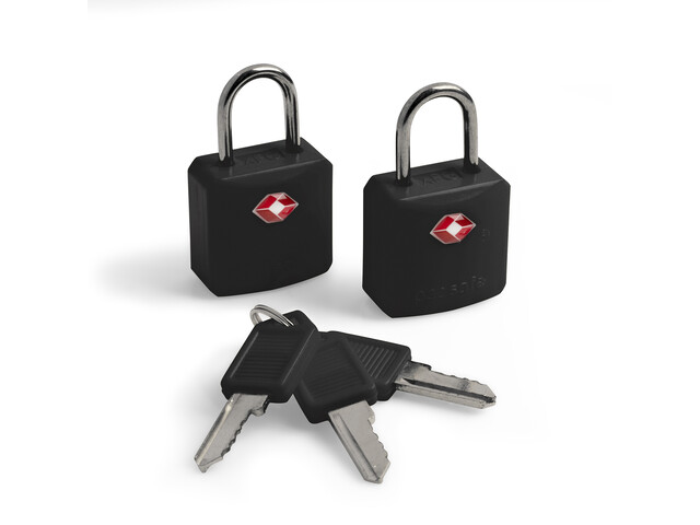 Pacsafe Prosafe 620 TSA Accepted Luggage Lock black